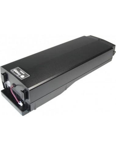 Yamaha Batterie 400 GT, porte-bagages