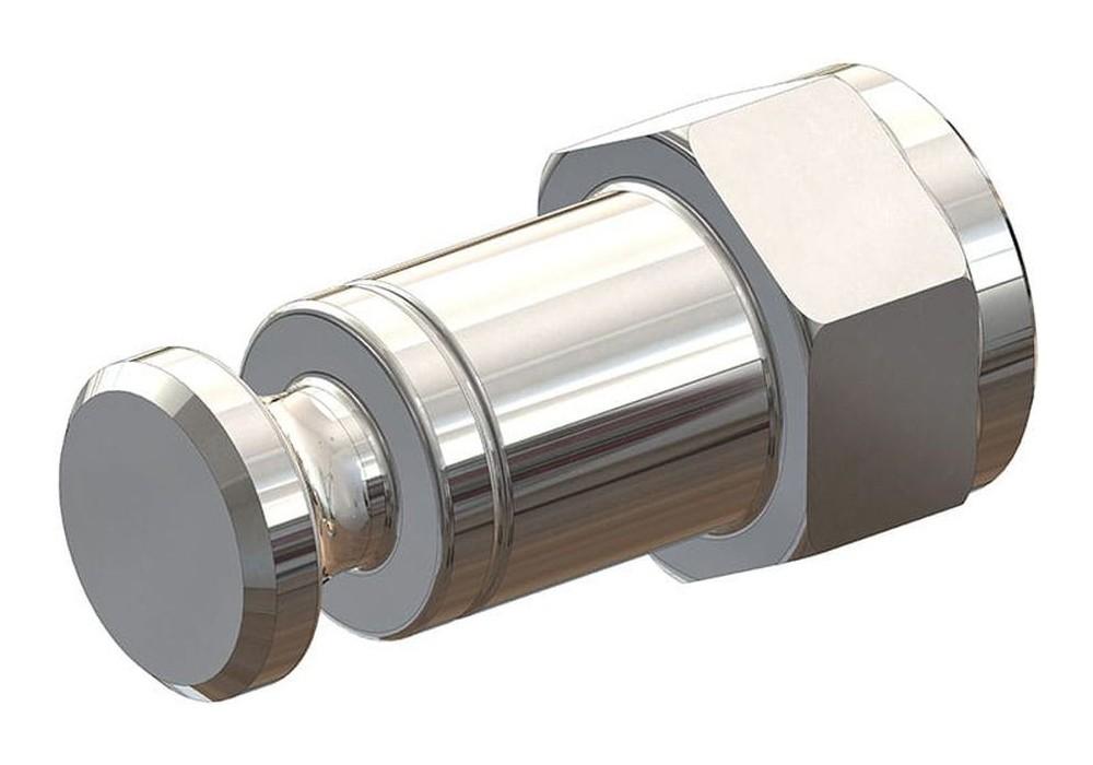 Croozer écrou axe plein avec Click&Crooz® intégrée