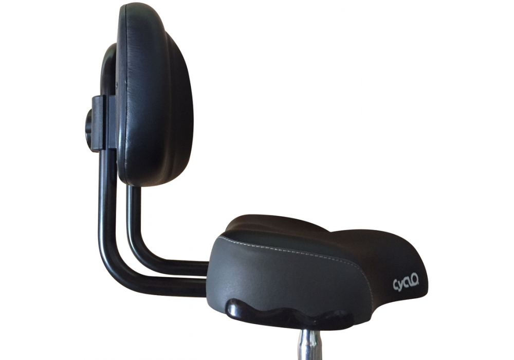 Cyclo2 Relax Selle avec dossier