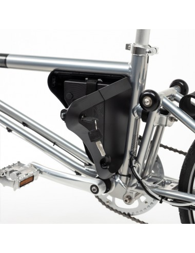Ahooga Folding Ebike Power+
