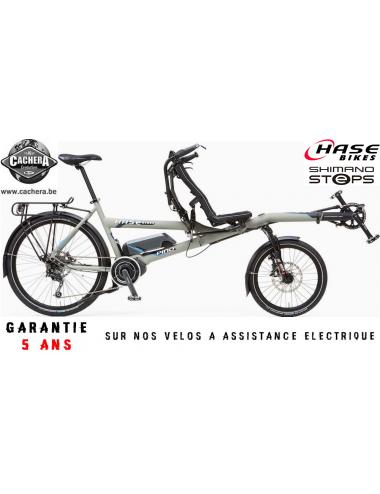 Hase Bikes Pino Steps