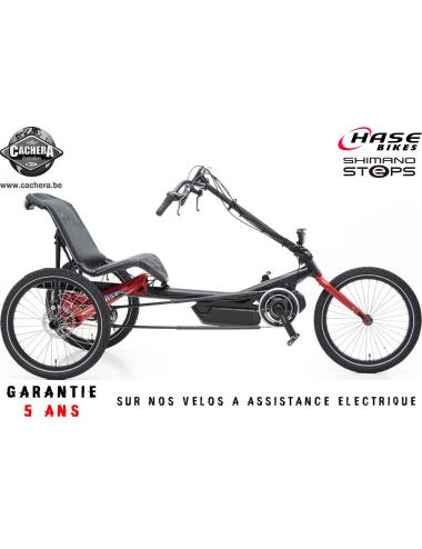 Hase Bikes Trigo Up Steps