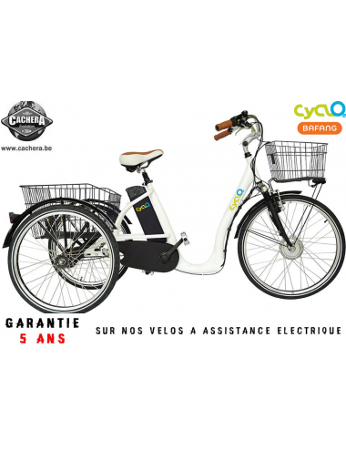 Cyclo2 Comfort 26