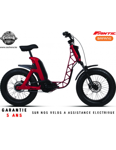 Fantic Issimo Rouge
