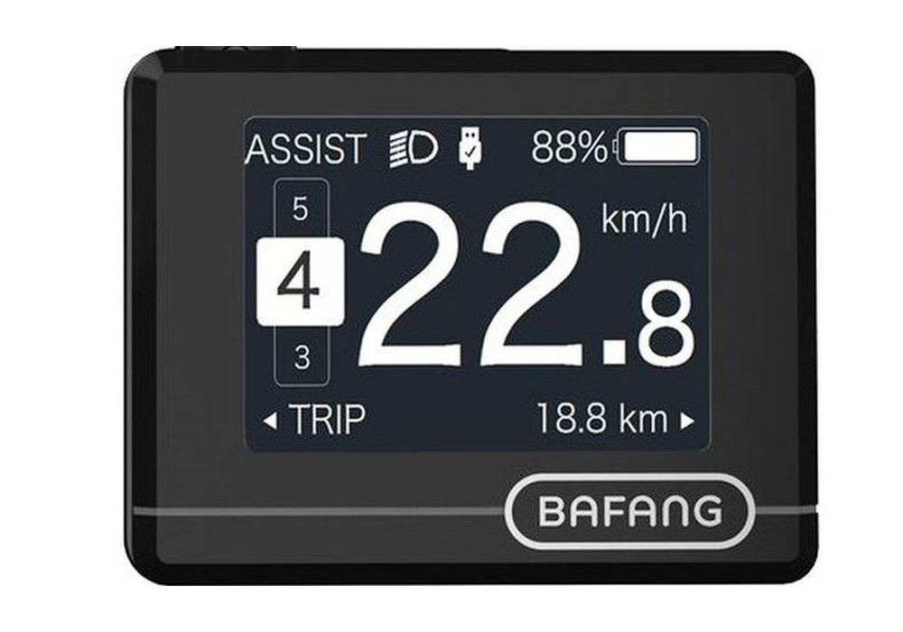 Fantic Display Bafang M500 Matrix