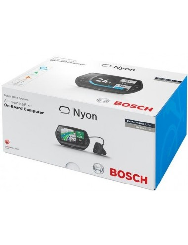 Bosch support de guidon pour pedelec BOSCH affichage Nyon display support Intuvia
