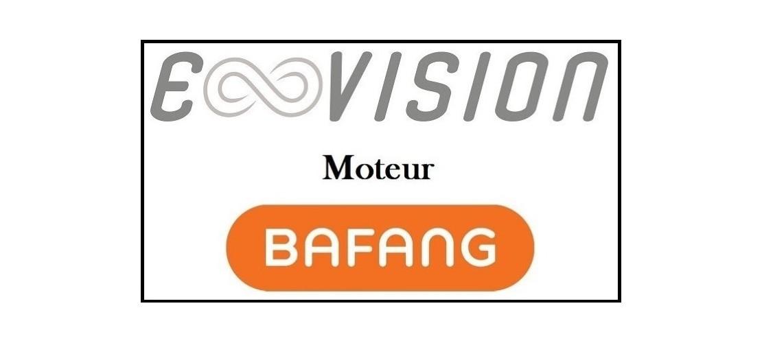 E-Vision Moteur Bafang