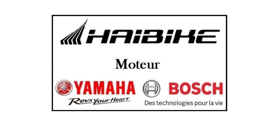 Haibike Moteur Yamaha & Bosch
