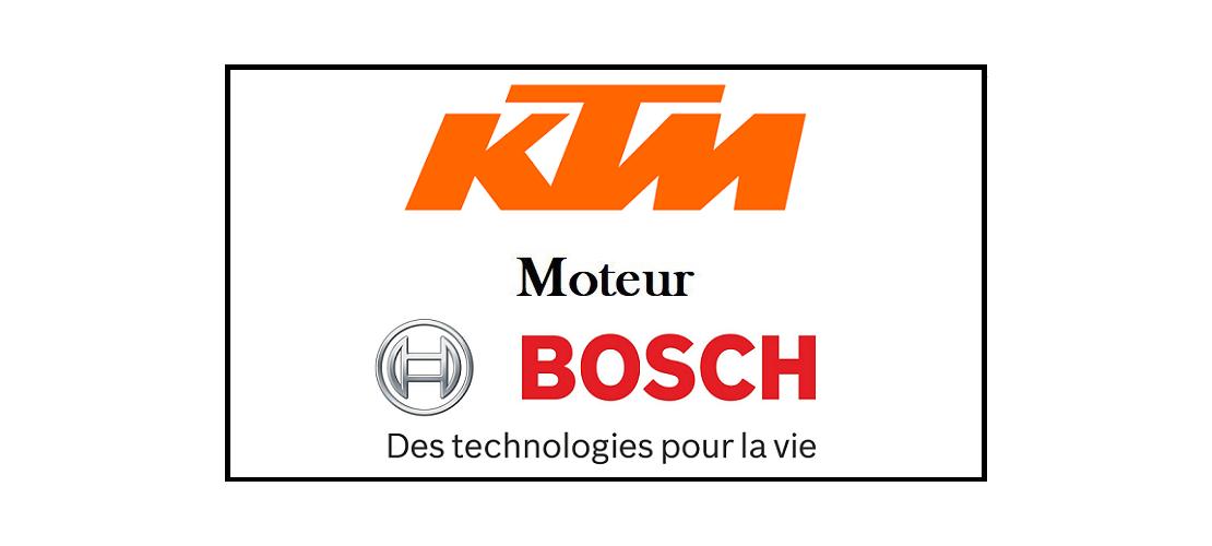 KTM Moteur Bosch