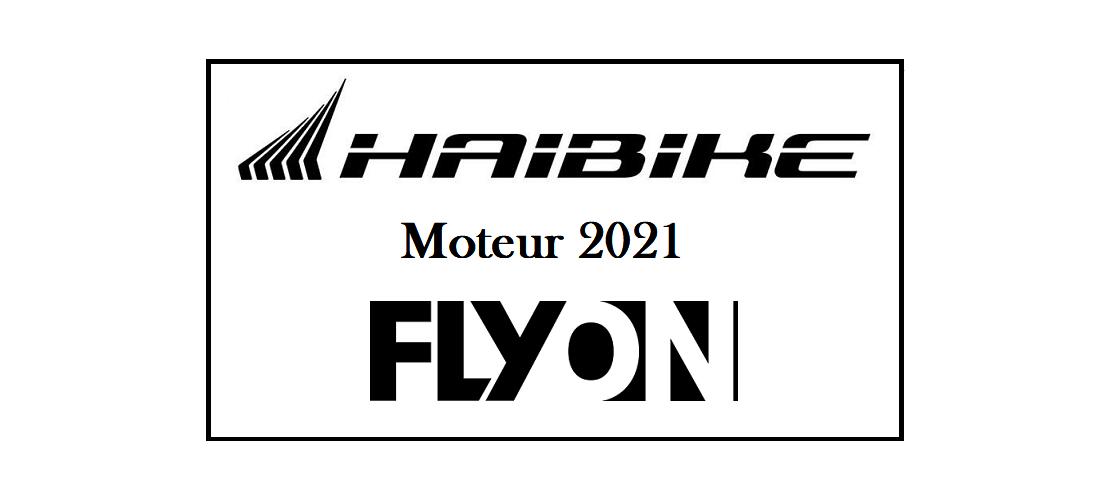 Haibike Moteur Flyon