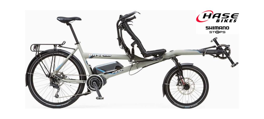 Tandem Hase Bikes & Gitane