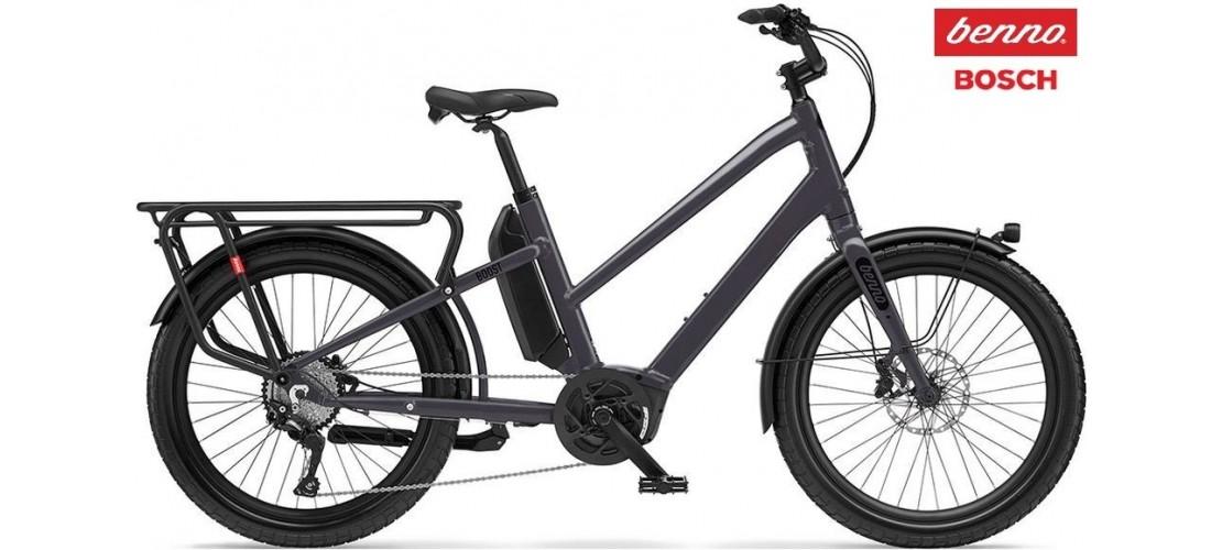 Vélo rallongé Benno